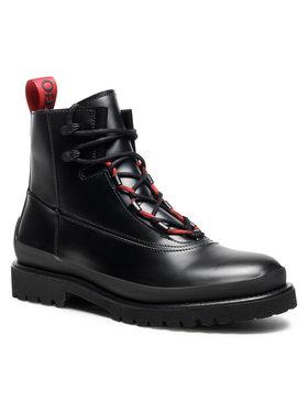 Hugo Hugo Turistická obuv Adventurer 50445829 10224980 01 Černá