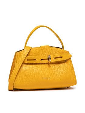 Furla Furla Дамска чанта Margherita WB00263-HSF000-0564S-1-007-20-It-B Жълт