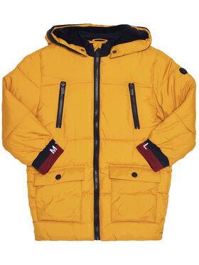 Mayoral Mayoral Zimní bunda 4479 Oranžová Regular Fit