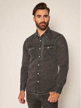 Levi's® Levi's® Košile Barstow Western 85744-0013 Černá Standard Fit