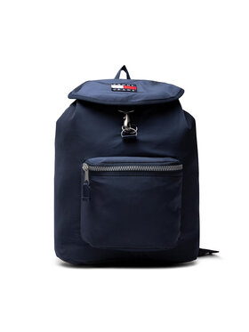 Tommy Jeans Tommy Jeans Σακίδιο Tjm Heritage Flap Backpack AM0AM07915 Ροζ