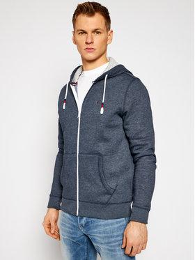 Tommy Jeans Tommy Jeans Bluză DM0DM04400 Bleumarin Regular Fit