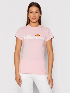 Ellesse Ellesse T-shirt Hayes SGK11399 Rosa Regular Fit