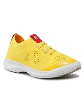 Reima Reima Sneakersy Fresh Slipon 569333 Żółty