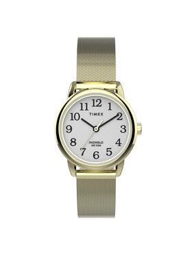 Timex Timex Hodinky Easy Reader TW2U08000 Zlatá