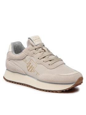 Gant Gant Sneakersy Bevinda 23533026 Béžová