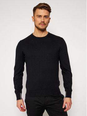 Musto Musto Sweter Portofino 82052 Czarny Regular Fit