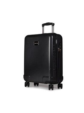Puccini Puccini Kis kemény borítású bőrönd Panama PC029C 8 Fekete