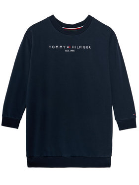 TOMMY HILFIGER TOMMY HILFIGER Hétköznapi ruha Essential KG0KG05449 D Sötétkék Regular Fit