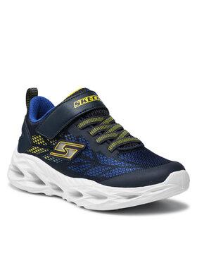 Skechers Skechers Sneakersy Vortex-Flash 400030L/NVYL Granatowy