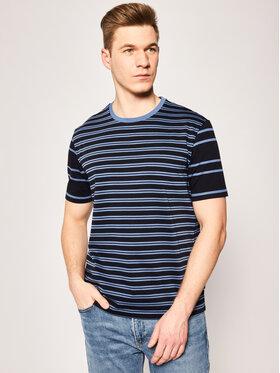 Boss Boss T-Shirt Tiburt 158 50424127 Granatowy Regular Fit