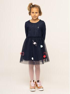 Billieblush Billieblush Elegantna haljina U12523 Tamnoplava Regular Fit