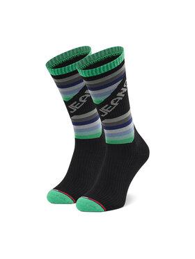 Tommy Jeans Tommy Jeans Vysoké pánske ponožky 701210560 Čierna