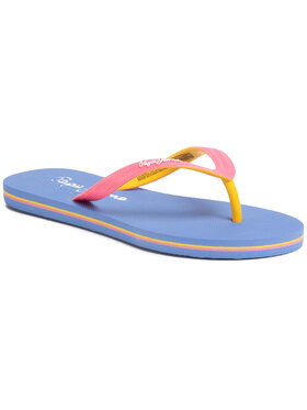 Pepe Jeans Pepe Jeans Japonki Beach Basic Girl PGS70032 Różowy