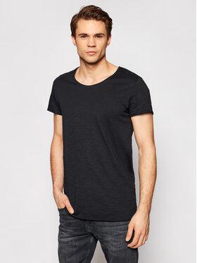 Jack&Jones Jack&Jones T-Shirt Bas 12136679 Μαύρο Regular Fit