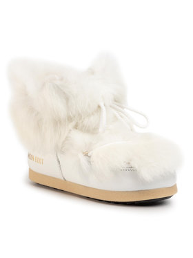 Moon Boot Moon Boot Śniegowce Mb Far Side 50 Low Shearling 24201800001 Biały