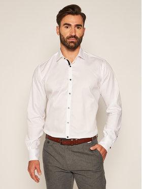 KARL LAGERFELD KARL LAGERFELD Koszula 605 103 502 699 Biały Modern Fit
