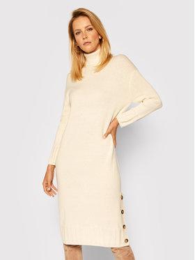Pennyblack Pennyblack Úpletové šaty Cirro 33240220 Béžová Regular Fit