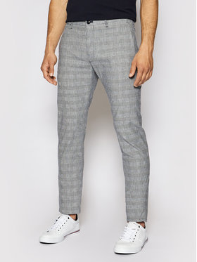 Joop! Jeans Joop! Jeans Pantaloni din material 15 Jjf-93Steen-W 30026823 Gri Slim Fit