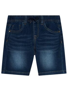 NAME IT NAME IT Džínsové šortky 13185216 Tmavomodrá Regular Fit