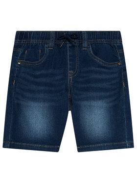 NAME IT NAME IT Pantaloncini di jeans 13185216 Blu scuro Regular Fit
