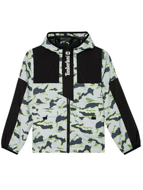 Timberland Timberland Átmeneti kabát T26538 S Szürke Regular Fit