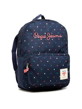 Pepe Jeans Pepe Jeans Batoh Mochila Backpack 6062121 Tmavomodrá