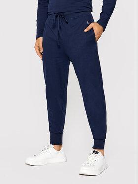 Polo Ralph Lauren Polo Ralph Lauren Spodnie dresowe Sle 714844763002 Granatowy Regular Fit
