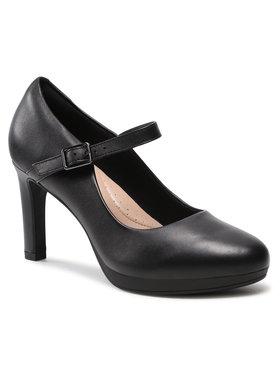 Clarks Clarks Chaussures basses Ambyr Shine 261577844 Noir
