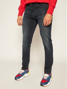 Tommy Jeans Tommy Jeans Jeansy Skinny Fit Simon DM0DM08265 Granatowy Skinny Fit