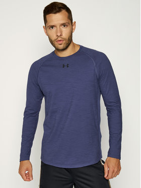 Under Armour Under Armour Maglietta tecnica Charged Cotton® 1351577 Blu scuro Regular Fit