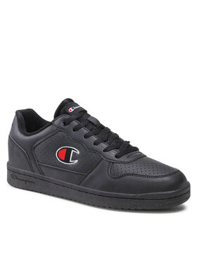 Champion Champion Sneakersy Chicago Men Low S20880-SS21-KK001 Čierna