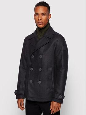 Boss Boss Átmeneti kabát Uflox 50445849 Fekete Slim Fit