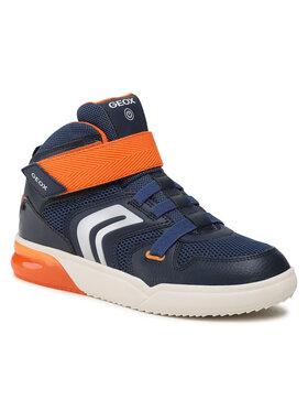 Geox Geox Sneakersy J Grayjay B. C J159YC 014BU C0659 DD Tmavomodrá