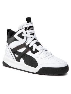Puma Puma Sneakersy Backcourt Mid Jr 374411 04 Bílá