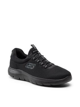 Skechers Skechers Обувки Summits 52811/BBK Черен