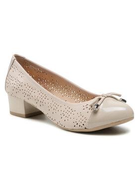 Caprice Caprice Обувки 9-22501-24 Бежов