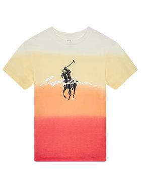 Polo Ralph Lauren Polo Ralph Lauren T-shirt 323836715001 Šarena Regular Fit
