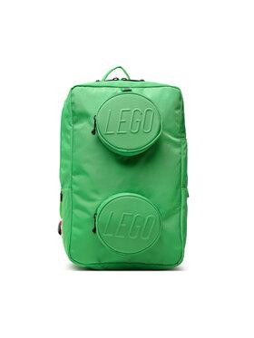 LEGO LEGO Plecak Brick 1x2 Backpack 20204-0037 Zielony