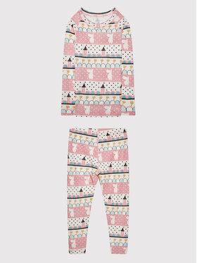 Reima Reima Komplet termoaktivního prádla Moomin Trivsam 516606 Růžová Regular Fit