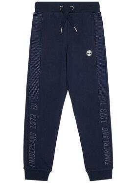 Timberland Timberland Pantalon jogging T24B24 S Bleu marine Regular Fit