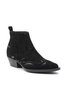 Liu Jo Liu Jo Členková obuv Dakota 06 SF1005 PX002 Čierna