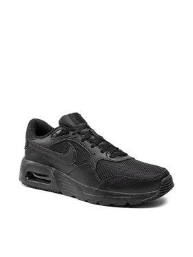 Nike Nike Boty Air Max Sc CW4555 003 Černá
