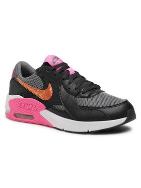 Nike Nike Boty Air Max Excee (GS) CD6894 007 Černá