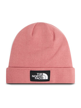 The North Face The North Face Czapka Dock Worker Recycled Beanie NF0A3FNTRG1-OS Różowy
