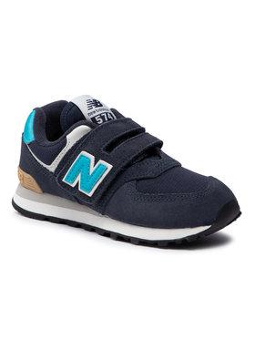 New Balance New Balance Sneakersy PV574MS2 Tmavomodrá