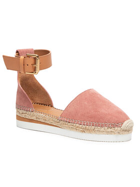 See By Chloé See By Chloé Espadrilles SB26150 Rosa
