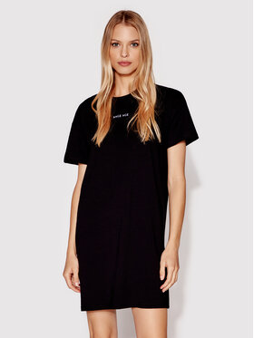 Rage Age Rage Age Robe de jour Njinga 1 Noir Relaxed Fit
