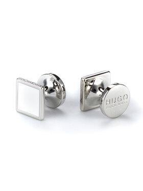 Hugo Hugo Mandzsettagombok E-Tokeep 50316088 Ezüst