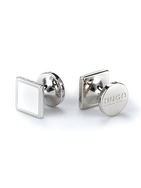 Hugo Hugo Manschettenknöpfe E-Tokeep 50316088 Silberfarben